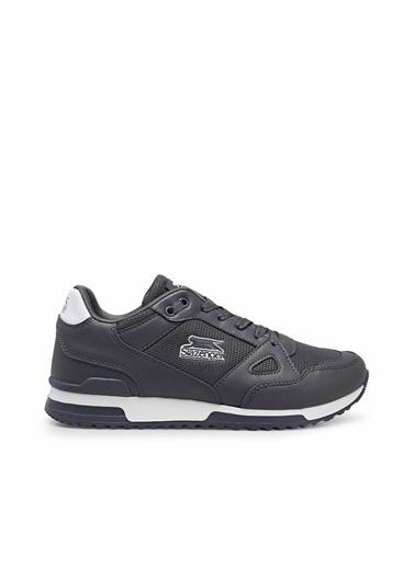 Slazenger Erkek Moon Sneakers SA10RE230 Gri